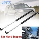 2X Car Front Engine Cover Hood Lift Supports Shock Strut Bar for Toyota 4 Runner For Lexus