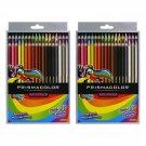 Prismacolor Colors Scholar Colored Pencil Set, Assorted colors, 36-Count, 2 Sets-