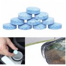 10 Solid Car Glass Cleaner Convert Tap Water into Windshield Washer
