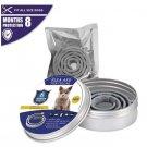 Pet Dog Collar Anti Flea Ticks Mosquitoes Outdoor Protective Adjustable 62 cm