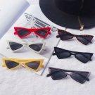 Vintage Triangle Sunglasses Women Anti-UV Glasses Retro Cat Eye Eyewear Hot