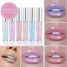 Waterproof Long Lasting Metallic Matte Liquid Lipstick Glitter Lip Gloss Makeup