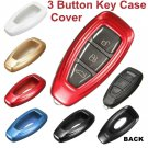 5 Color Plastic 3 Button Car Remote Key Case Fob Cover For Ford /Fiesta /Focus /Mondeo /Kuga