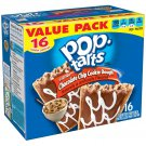 POP TARTS FROSTED CHOCOLATE CHIP COOKIE DOUGH 28.2 OZ BOX16 TOASTER PASTRIES
