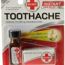 Instant pain Relief Red Cross Toothache Liquid 3.75 ml