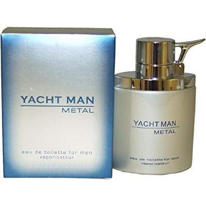 YACHT MAN METAL 3.4 EDT SP FOR MEN