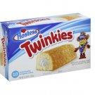 HOSTESS USA TWINKIES 13.58 OZ BOX 10 INDIVIDUALLY WRAPED CAKES-- Free  worldwide shipping