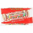 SEALED ASSORTED FLAVORS SMARTIES CANDY ROLLS 16 OZ-- FREE WORLD SHIPPING