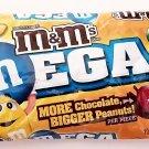 MEGA Peanut M&M's 9.6 oz Bag FREE WORLDWIDE SHIPPING IN A BOX