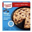 Duncan Hines Mega Cookie Chocolate Chunk Pan Cookie Mix 7.8 Oz WORLD SHIPPING