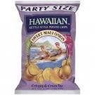 HAWAIIAN Potato Chips Sweet Maui Onion Crispy & Crunchy 8oz Kettle Style (1 Bag)US only