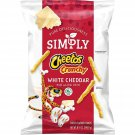 Simply Cheetos Crunchy, White Cheddar, 8.5 Ounce (1 Bag) uis only