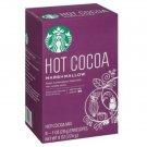 Starbucks Hot Cocoa Marshmallow Mix Limited Edition 8 Oz WORLD SHIP