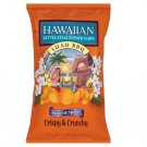 Hawaiian, Kettle Style Potato Chips Luau BBQ Sweet & Spicy 7.75 oz (3 Bags)US only