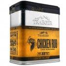 Gourmet - Traeger Grills 9 Oz Chicken Rub Seasoning BBQ Rub Gluten & Gmo Free 100% Natural