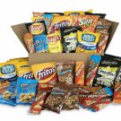 FRITOS Sweet & Salty Snack Box, Variety of Cookies, Crackers, Chips & Nuts, 50 Count Pack