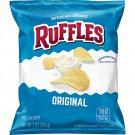 Ruffles Original Potato Chips, 1 Ounce (Pack of 40) az