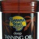 Banana Boat Deep Tanning Oil Spray SPF 4 Sunscreen 8 oz