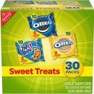 Sweet Treats Cookie  OREO, OREO Golden & CHIPS AHOY, 2 X 30  Packs  ,AZ