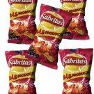 Sabritas Mexican chips Habanero 5 BAGS (45 G)