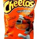 8 bags CHEETOS TORCIDITOS SABRITAS Mexican Chips (56 G EACH)