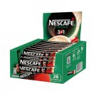 Full Box 28 Sticks NESCAFE Strong 3in1 Instant Coffee From europe