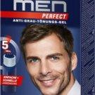 2x Pack Schwarzkopf Men Perfect Anti Gray Hair Color Gel Nr70 Dark brown From Germany