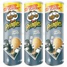 3 x Pringles Salt & Pepper Flavor Potato Chips 165g 5.8oz Made in Belgium From Europe
