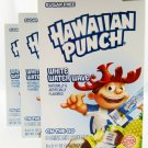 Hawaiian Punch White Water Wave ~ 12Packets ~ Sugar Free ~ Drink Mix ~ Lot of 3