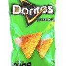 Sabritas Mexican Chips Doritos Pizzerolas, 3 BAGS (62 G)