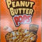KELLOGGS CHOCOLATE PEANUT BUTTER CORN POPS CEREAL 10.5 OZ BOX