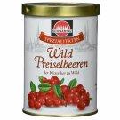 Schwartau Specialities Original  Gourmet Wild Cranberry  Jam in Tin 350g FROM GERMANY