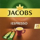 Jacobs Espresso Soluble Ground Coffee Sticks 50 Portions Instant Coffeez From Europe