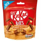 2 X KIT KAT Peanut Butter Chocolate Bites 104g 3.7oz From Europe