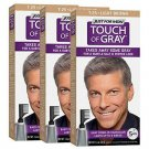3X Just For Men Touch Of Gray, Takes Away Some Gray, T25 Light Brown