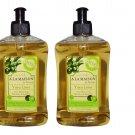 A La Maison Liquid Soap, YUIZU LIME (Pack of 2)   16.9 fl. oz. am