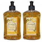 A La Maison Liquid Soap Honeysuckle Chevrefeuille  Pack of 2)   16.9 fl. oz. am