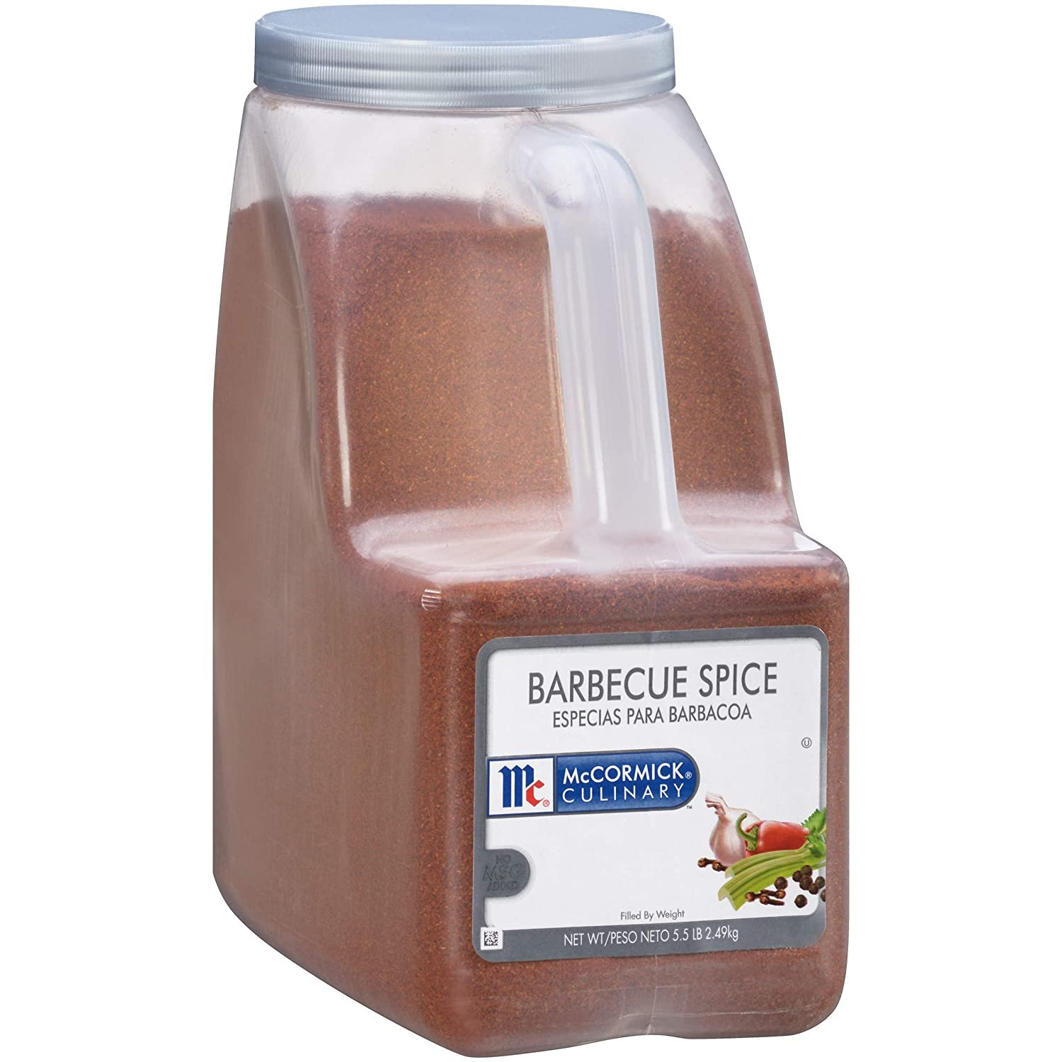 McCormick Culinary For Chefs Barbecue Spice, 5.5 lbs a m