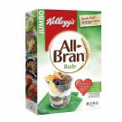 Kellogg's All Bran Buds Cereal 4 x500g boxes from CANADA  From Canada