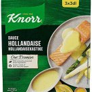 24 Knorr Hollandaise Sauce mix, 22g / 0.77 oz Packages (Pack of 24) a m From Sweden