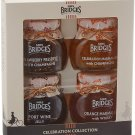 Mrs Bridges Celebration Collection Gift Box, 4 Ounce Jars From Scotland a m
