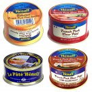 From France  Mix Pates and Rillette 4 Types of Different Tastes  By henaffa m