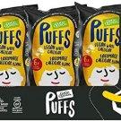GoGo Quinoa Vegan White Cheddar 9 Packs -Organic, Plant Based, Gluten Free, Peanut Free, 6g Protein