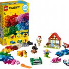 900 pc LEGO Classic Creative Fun 11005 Building Kit, New 2020 Fast delivery