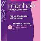Nutrisanté- France-- Manhaé Féminité Ménopause 120 Capsules No Hormone