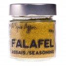 Spice  Affair-Falafel Seasoning A Spice Affair. 100g (3.5 oz) Jar -- From Canada