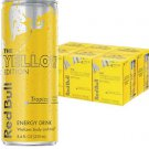 Red Bull Energy Drink, Tropical, Yellow Edition, 8.4 Fl Oz 24 Count24 cans