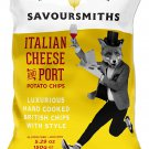 6 bags Italian & Port Cheese, 5.29 Ounce (6 Count) Gluten Free,  Luxurious British Style