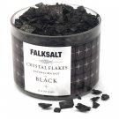 Black  Sea Salt By FALKSALT Mediterranean Sea Salt Flakes 4.4oz