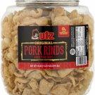 Utz Pork Rinds Regular 18 Oz Barrel X 3 --Keto product